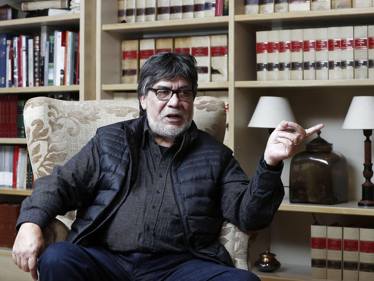 Foto: El escritor Luis Sepúlveda en una imagen de 2017 (EFE)