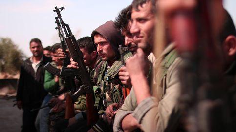 Trump potencia la capacidad de combate de los kurdos en la frontera con Turquía