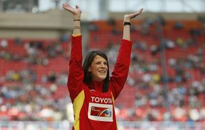 España parte hacia el Mundial de atletismo con una selección corta