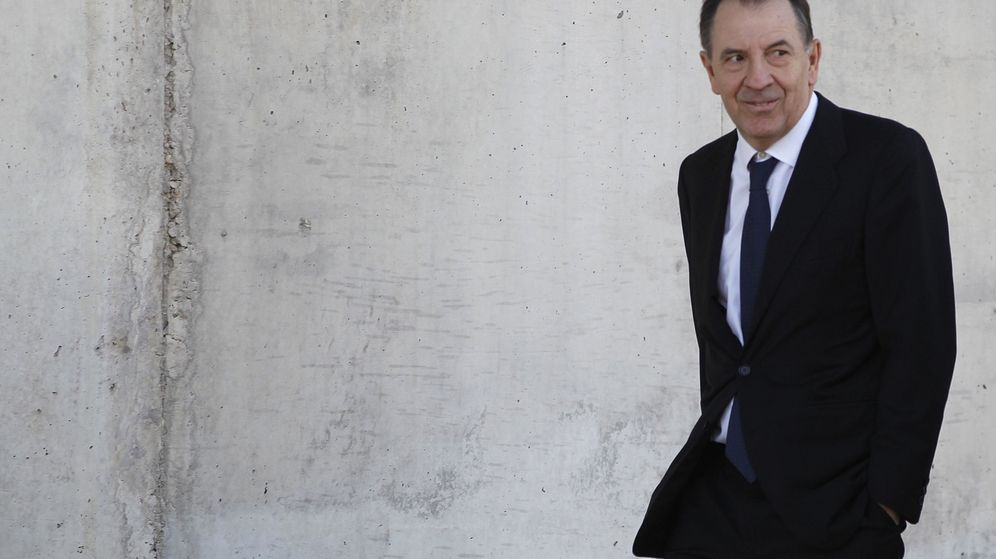Foto: El exdirectivo de Bankia, Ildefonso Sánchez Barcoj.
