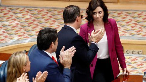Investidura de Díaz Ayuso, en directo | La candidata presenta hoy su programa