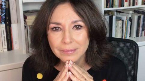Isabel Gemio llora tras culpar y condenar a Campos de su tensa entrevista