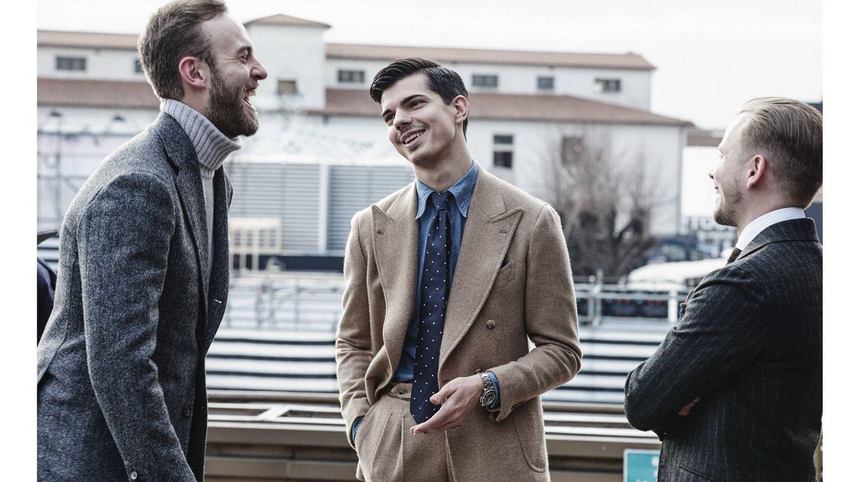 Foto: Pitti Uomo es la convocatoria de moda masculina más importante del planeta. (Foto: Enrico Cabriola)