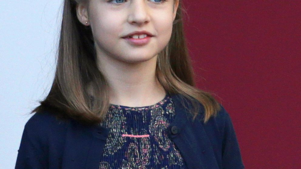 Leonor de Borbón cumple 10 años