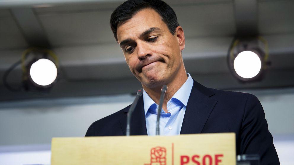 Sánchez se atrinchera, se niega a una gestora y se dispone a convocar congreso