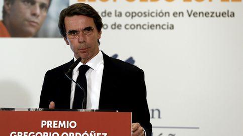 Aznar reaparece y pide a su partido pasar a liderar una estrategia de victoria
