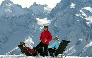 Cinco lugares de lujo para esquiar