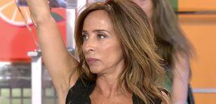 Post de María Patiño abronca a su reportero por mentir sobre Isabel Pantoja ('SV 2019')
