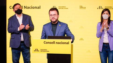 Aragonès pide dejar de lado las excusas el día de la primera reunión entre ERC y Junts