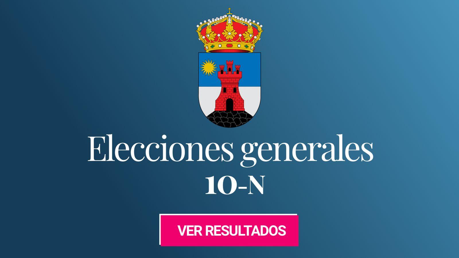 Foto: Elecciones generales 2019 en Roquetas de Mar. (C.C./EC)