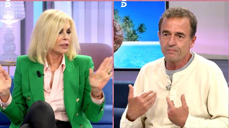 Perdona que te lo diga: 'hachazo' de Bibiana Fernández a Lequio por su rajada de Olga Moreno