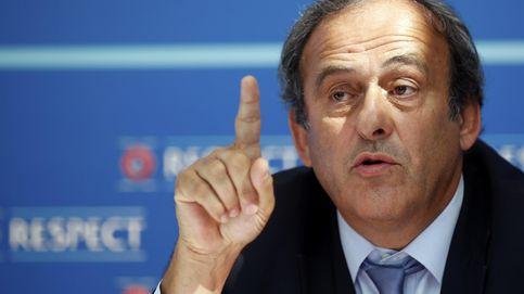 La FIFA veta a Michel Platini, al que impide presentarse, de momento, a la presidencia