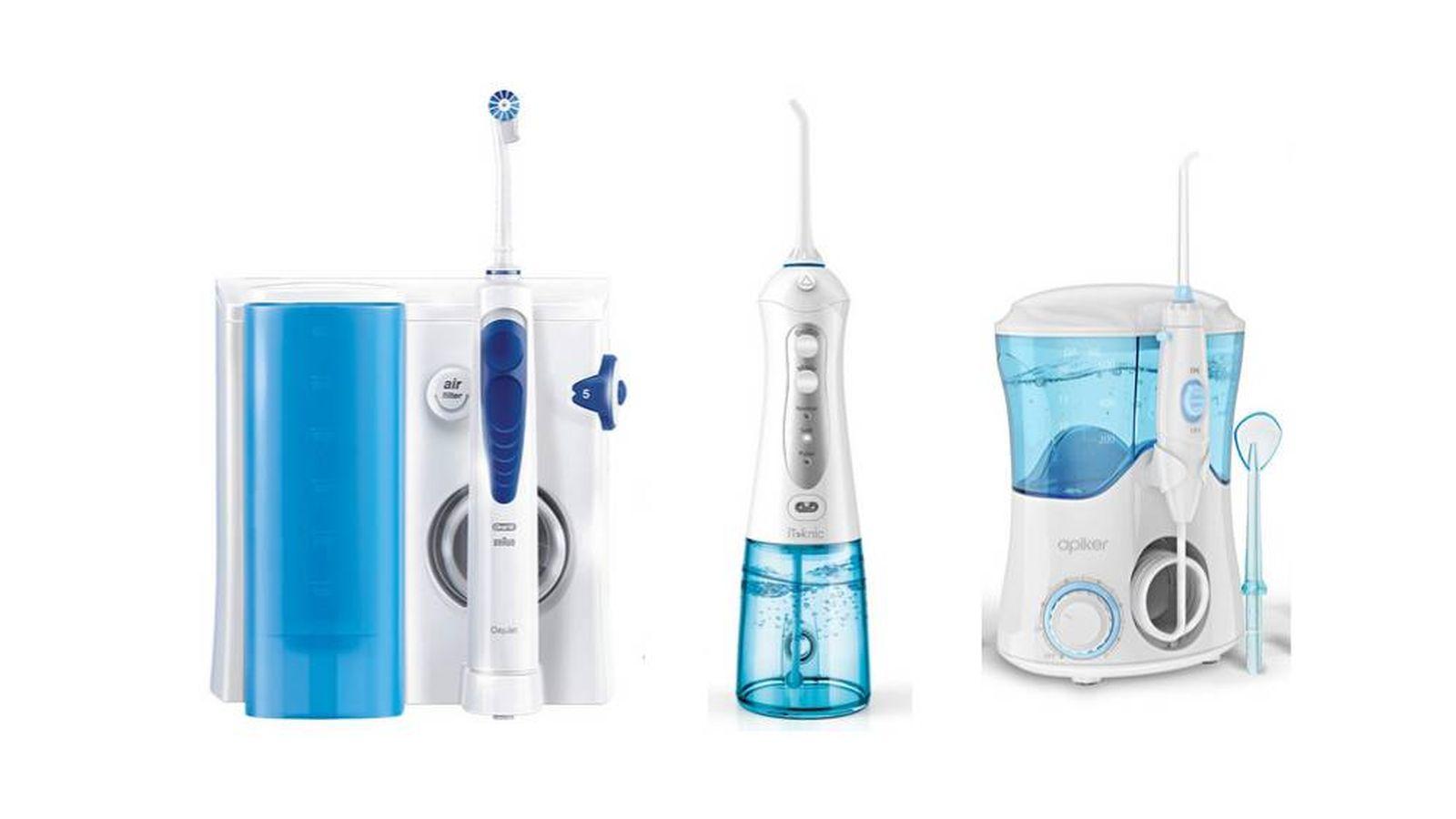Los mejores irrigadores dentales para cuidar tus dientes