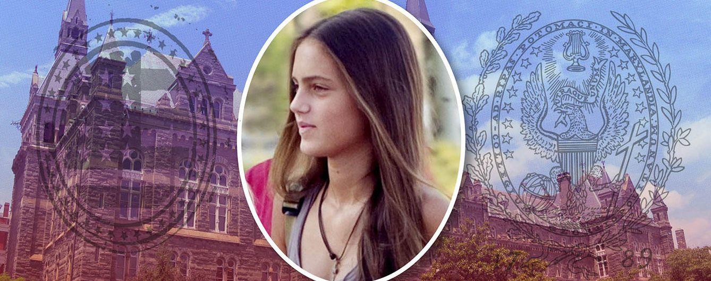 Foto: La hija de Isabel Sartorius, 60.000 euros por estudiar en la misma universidad que el Rey