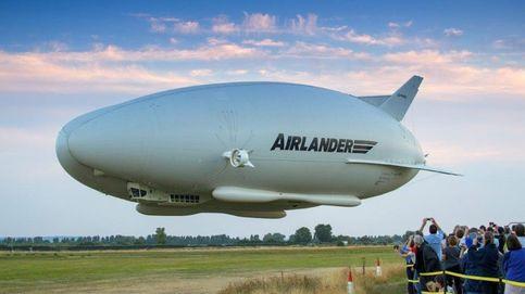 Se estrella el Airlander 10, la aeronave más grande del mundo