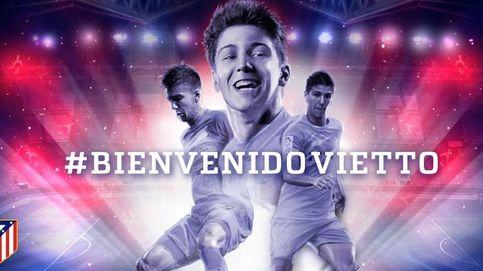El Atlético de Madrid ya puede anunciarlo: Vietto es jugador rojiblanco