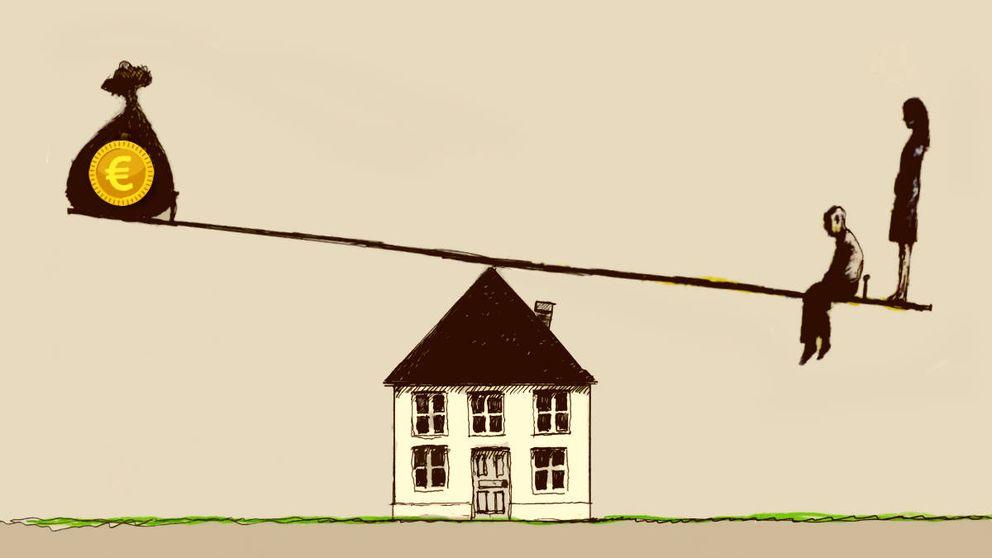 Remontada espectacular del euríbor, que amenaza con subir la hipoteca en mayo