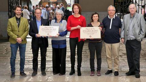 Sardanas, vermú y fiesta: así inaugurará Girona la plaza del 1 de octubre