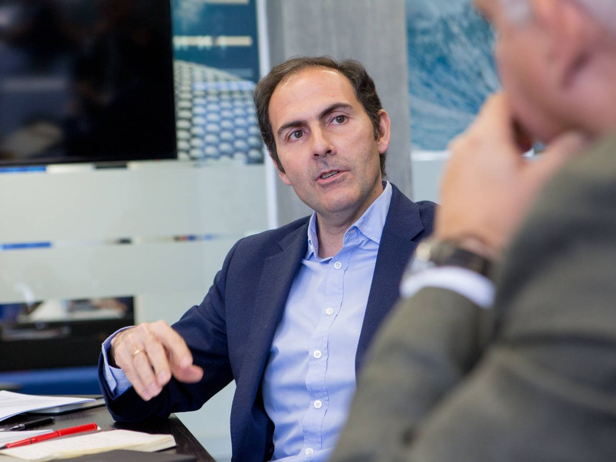 Foto: Javier Sánchez-Prieto, nuevo presidente de Iberia.