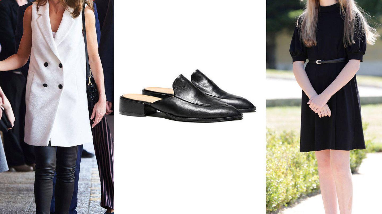 La reina Letizia y la infanta Sofía, con los mismos zapatos.