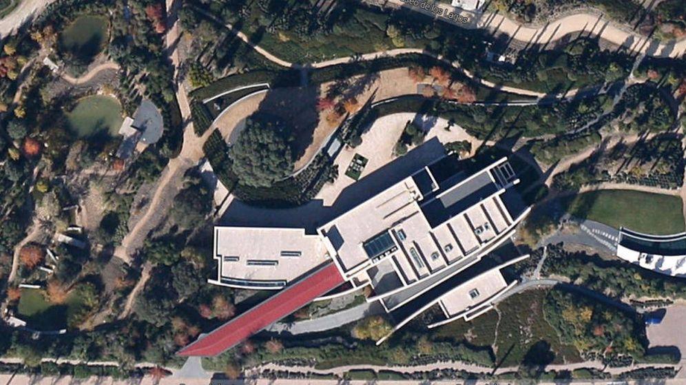 Foto: Vista aérea de La Finca