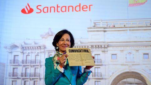 Santander prepara dos macroventas de activos (1.500M) a CPPIB y Cerberus