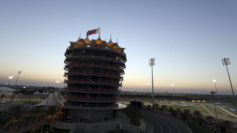 Horarios y televisión del Gran Premio de Baréin de Fórmula 1
