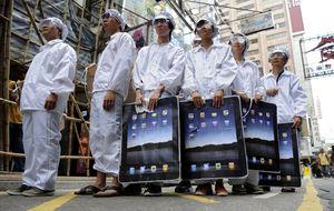 Apple prepara un iPad gigante para trabajar