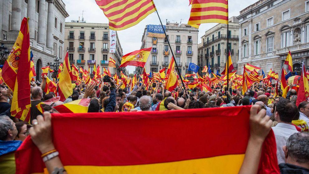 Estamos a tiempo de reaccionar: la Cataluña silenciosa se la juega