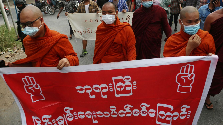 La ONU denuncia condenas a muerte en Birmania por manifestarse contra el gobierno
