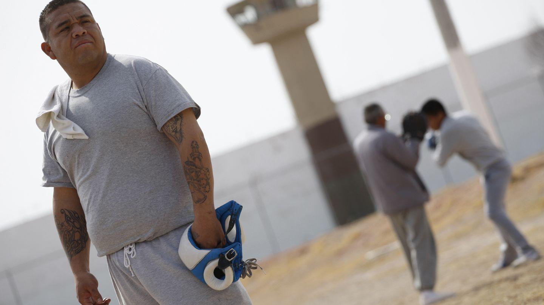 Un preso mexicano en la cárcel de Cereso 3,  en Ciudad Juárez (Reuters).
