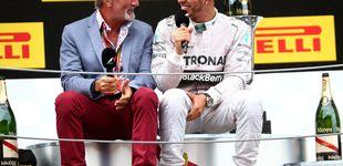 Post de Gurú de la F1, o 'tonto del pueblo': por qué Eddie Jordan cabrea a Toto Wolff