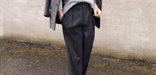 Post de Este pantalón de Massimo Dutti queda de maravilla con esta americana de H&M