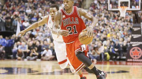 Butler bate un récord de Jordan y le da la victoria a los Bulls de Gasol y Mirotic