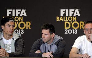 Valdano 'jubila' a Messi... y Relaño asegura otro voto para Cristiano
