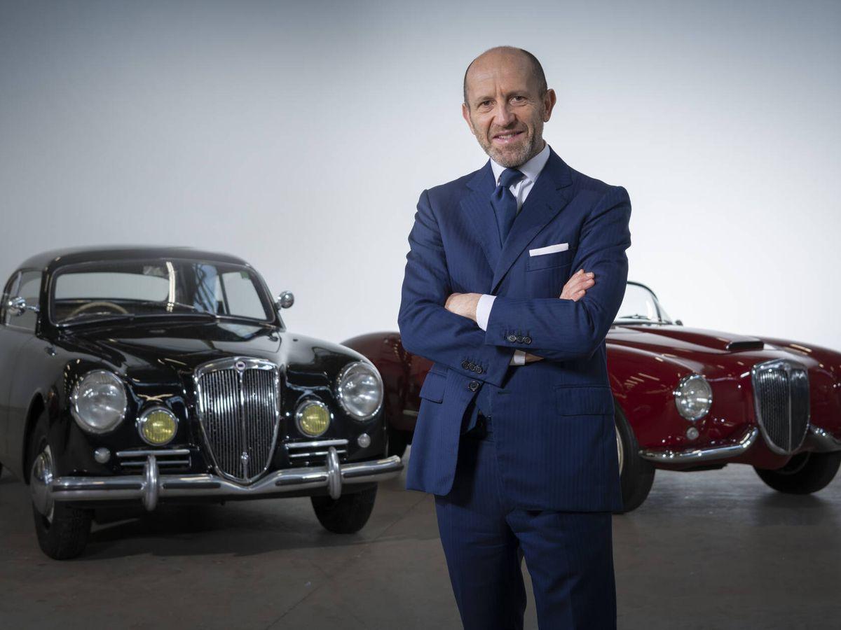Foto: Luca Napolitano, CEO de Lancia desde enero, insiste en que la marca italiana deberá ser clásica y progresista al mismo tiempo, y presentar diseños únicos.