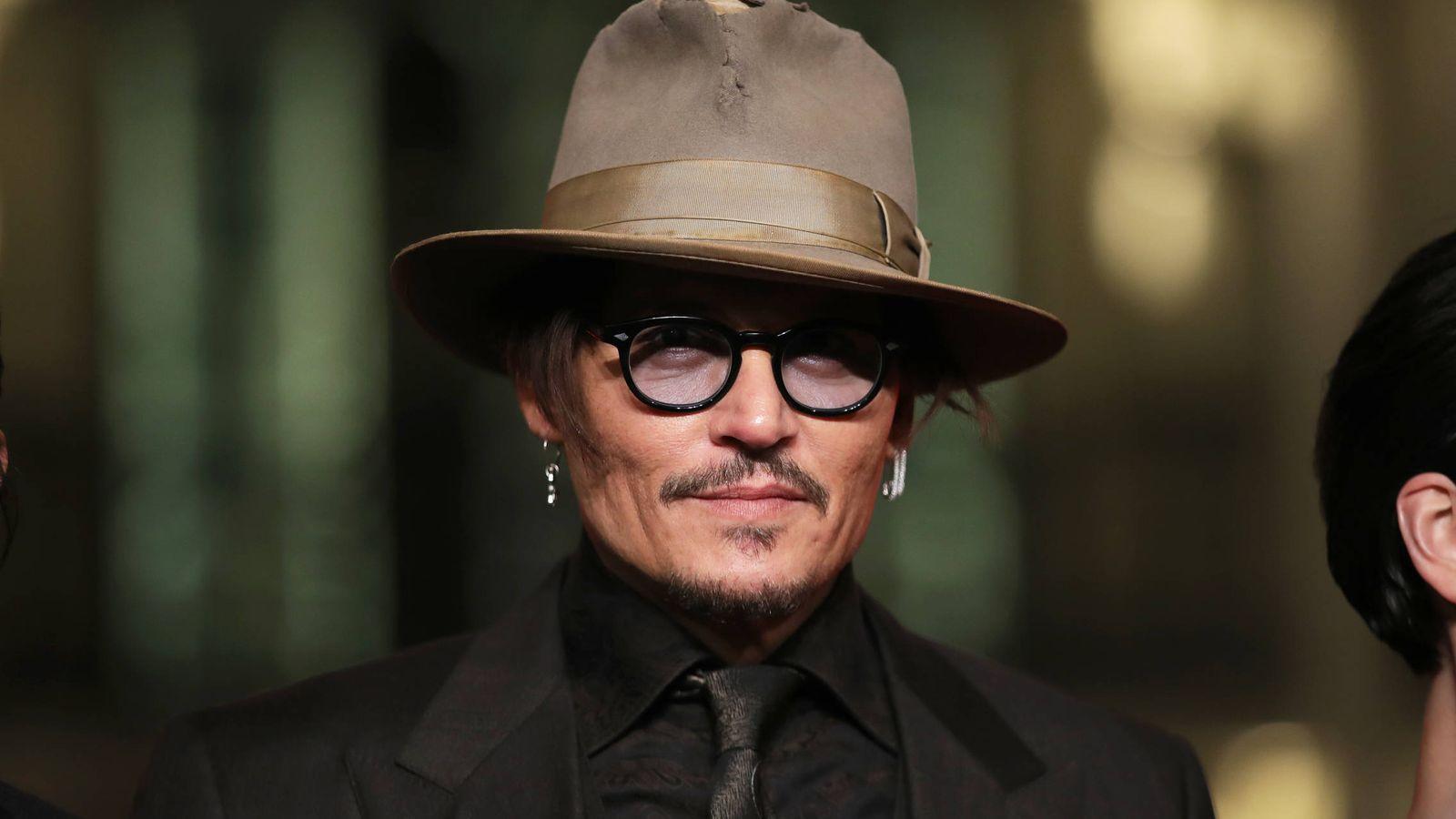 Johnny Depp se estrena en Instagram y habla de todo: Amber Heard ...