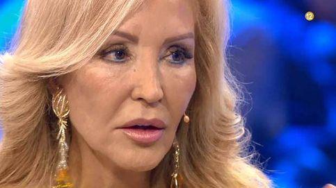 Roza lo pornográfico: Carmen Lomana, sin piedad contra Rocío Carrasco y Tele 5