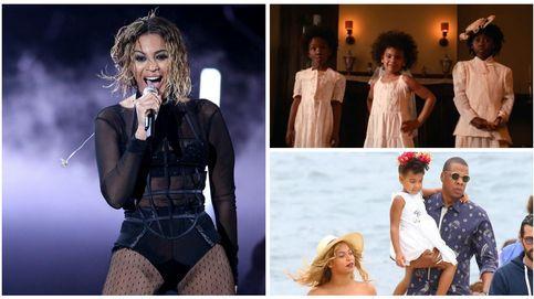 Blue Ivy, la hija de Beyoncé, aparece en el nuevo videoclip de su madre