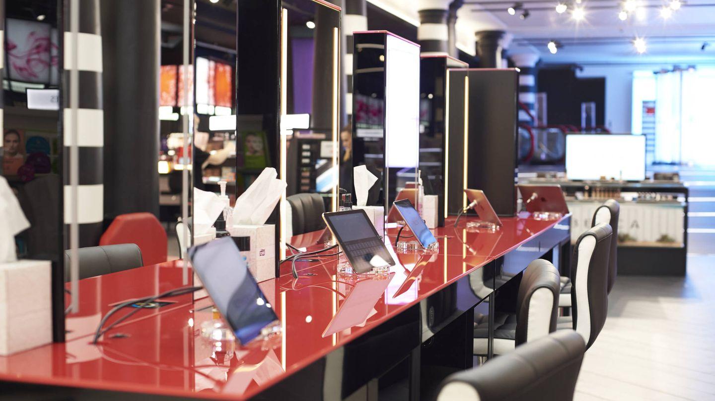Los tutoriales se pueden consultar en las propias tiendas de Sephora.