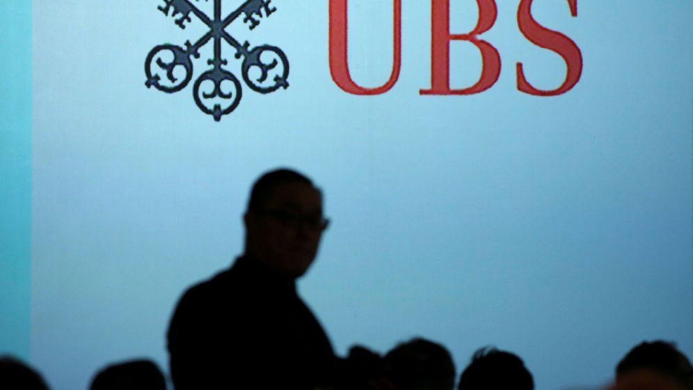 Foto: Logo de UBS. (Reuters)