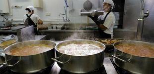 Post de Los niños de un colegio gallego, sin comedor por una plaga de ratas