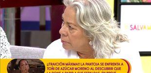 Post de Carmen Gahona ataca a Belén Esteban por defender a Isabel Pantoja en 'SV'