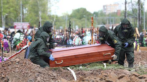 Rusia suma otros 9.263 casos y 115 muertos y se acerca a los 300.000 positivos por covid-19