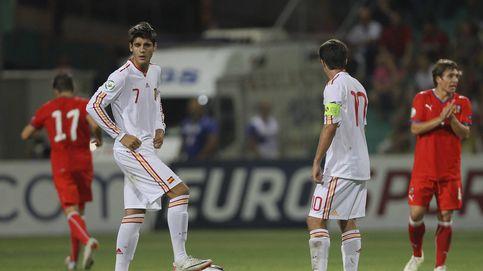 Cuando España goleaba y jugar sin delantero era una opción más