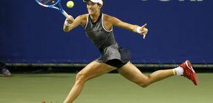 Post de Siga en directo el debut de Muguruza en las finales de la WTA contra Ostapenko