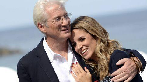Richard Gere y Alejandra Silva: paseo por Madrid antes de la cita con Pedro Sánchez