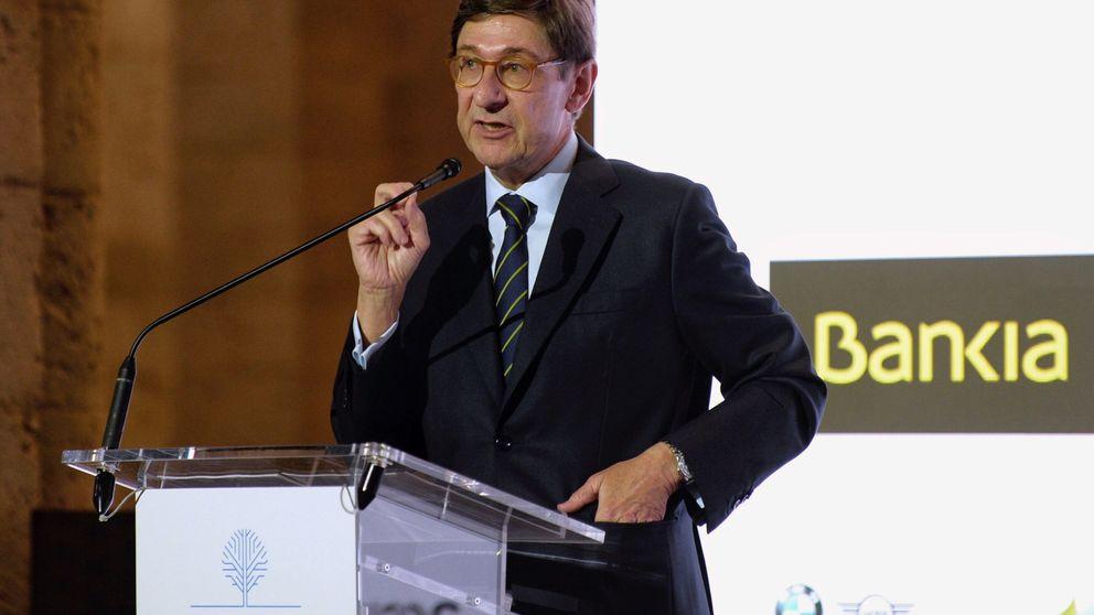 Bankia gana 400 millones en el primer semestre, el 22,3% menos