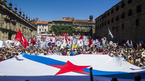 La ANC ya tiene su réplica en Galicia: hará consultas independentistas y un DNI gallego