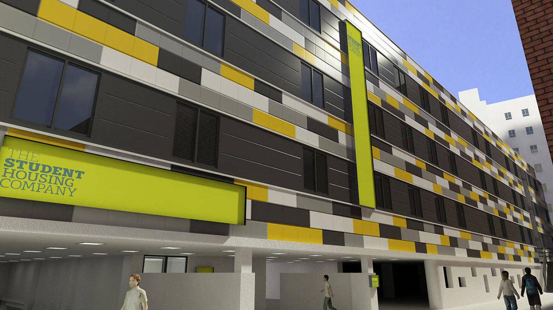Las residencias de estudiantes protagonizan la última gran operación inmobiliaria
